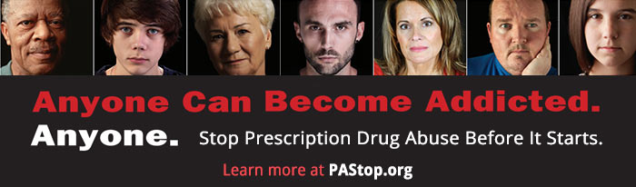 The opioid epidemic has hit Pennsylvania hard and we all need to work together if we are going to reverse this trend. PAStop.org has resources to educate yourself, your family, friends and community members about the risks of prescription painkiller and heroin use and what you can do to prevent it or help a loved one in need. For local resources and volunteer opportunities community members can get involved with the Council Rock Coalition for Healthy Youth. Visit crchy.org to learn more about their services and supports.