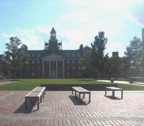 Lafayette College in Easton, Northampton County, PA